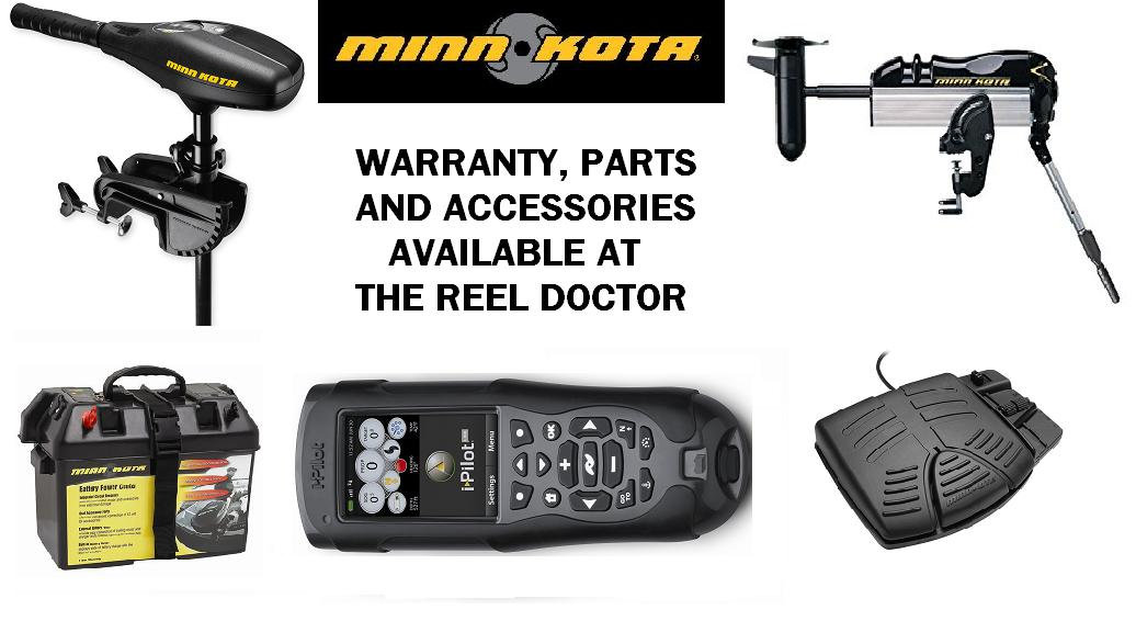 The Reel Dr – Your Western Canada Warranty Center and Parts