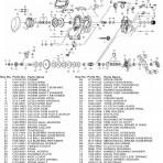 G93-9901 WORM SHAFT