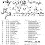 250-1360 drive gear